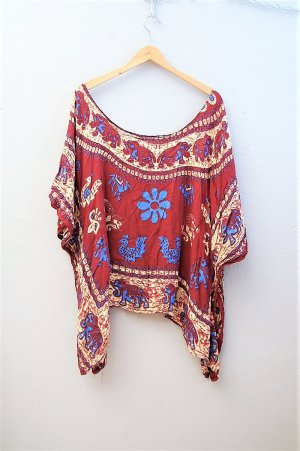 Vintage Ethno Oversize Shirt