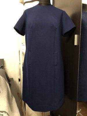 Vintage Etuikleid 50er/60er blau