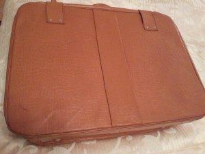 vintage extrem cooler Koffer ,Echtlederkoffer