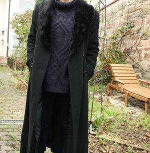 Vintage Fake Fur Mantel