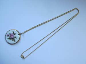 Gold Chain multicolored metal