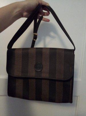 Vintage Fendi Handtasche / Umhängetasche / Tasche crossbody