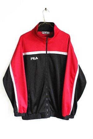 Vintage Fila Sports Bomber Jacket