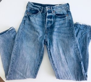 Vintage fit cropped - high waist Gr.: 25 - Vintage Waschung