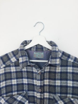 Vintage Flanell Hemd / Holzfällerhemd Gr. L oversize