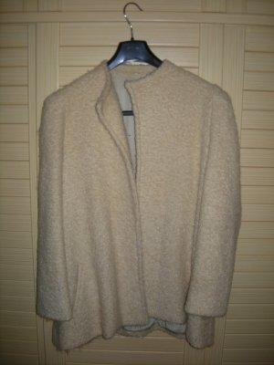 Vintage Flokati Jacke 100% Wolle