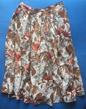 Vintage Floral Culotte
