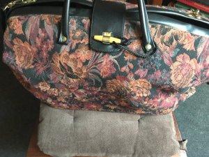Vintage Flower Reisetasche