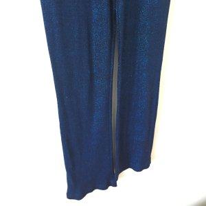 Sweat Pants blue viscose
