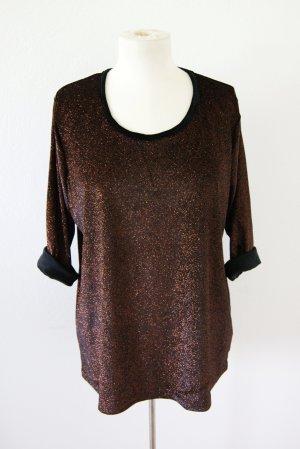 Vintage Glitzer Sweater, grunge blogger