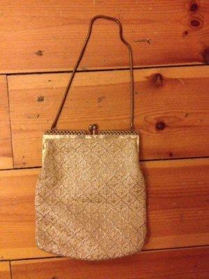 Vintage Gold Tasche Handtäschen