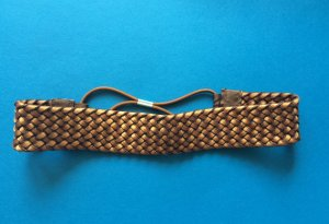 Vintage Gold Texture Hairband
