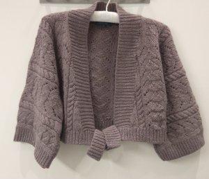 """Vintage Grobstrickjacke """"Mazurian Knit"""" Gr. L"""