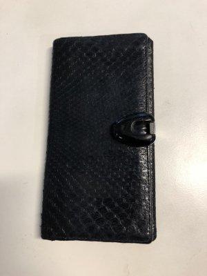 Gucci Wallet black-silver-colored