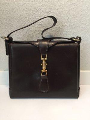 Vintage GUCCI Leder-Handtasche