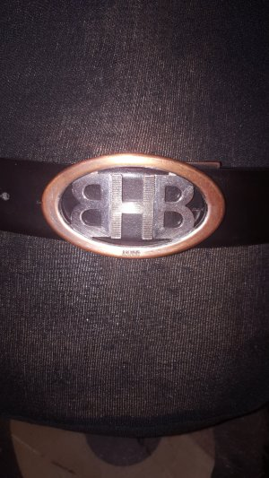 Hugo Boss Belt black brown