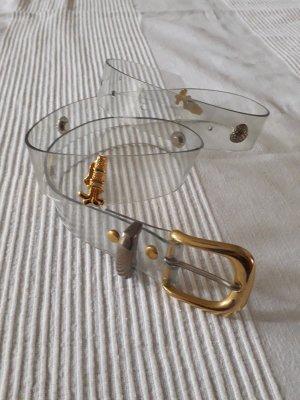 Vintage Belt silver-colored-gold-colored