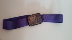 Waist Belt multicolored mixture fibre