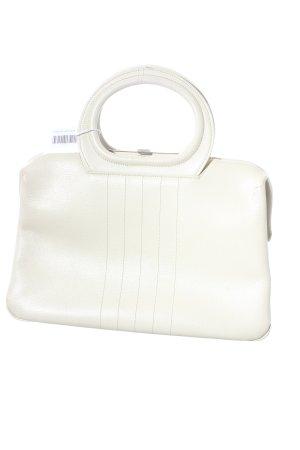 Vintage Handtasche creme