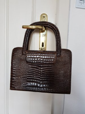 Vintage Handtasche echtleder