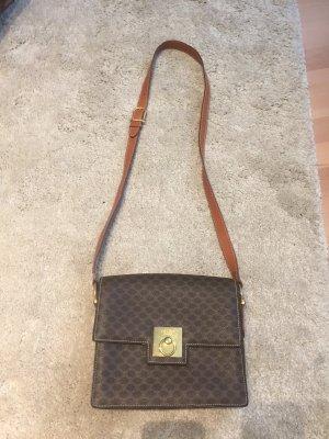 Vintage-Handtasche mit Monogramm-Muster von Celine