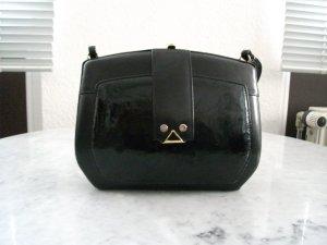Vintage Handtasche / Schultertasche von Coccinelle, schwarz