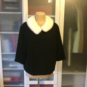 Vintage Haute Couture Jäckchen mit Nerz Gr. 38