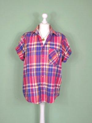 Vintage Hemd in außergewöhnlicher Farbkombination