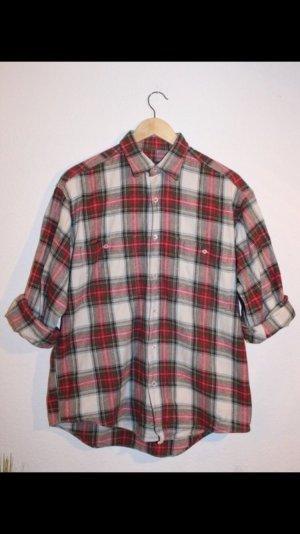 Vintage Hemd oversize kariert