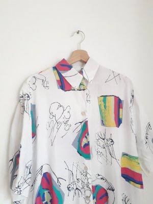vintage Hemd Printhemd
