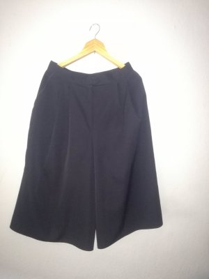 Culotte bleu foncé tissu mixte