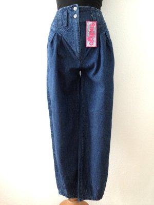 Vintage High Waist Jeans, Gr. 36, mit Originaletikett