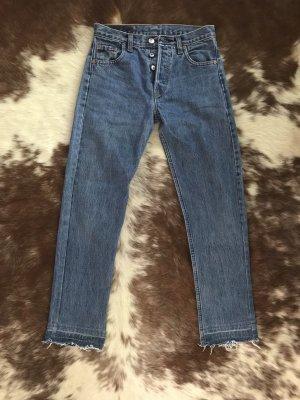 Vintage High Waist Jeans von Levi's