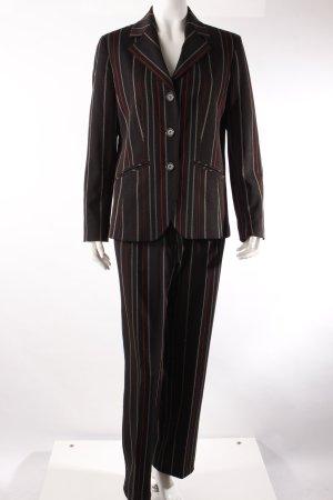 Vintage striped pantsuit