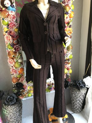Trouser Suit purple