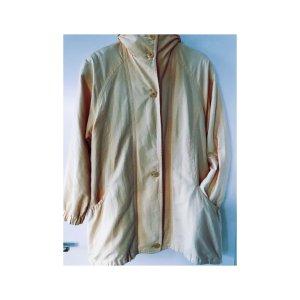 Oversized Jacket pale yellow