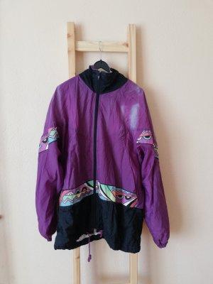 Vintage Sports Jacket blue violet