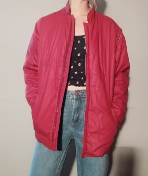 Vintage Oversized Jacket brick red
