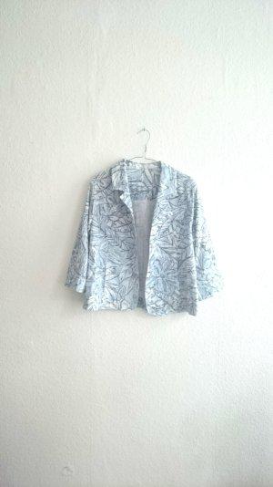 Vintage-Jacke aus Baumwolle