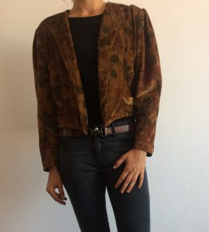 Blouse Jacket multicolored new wool