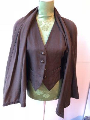 Vintage Jacket mit eingenähter Weste
