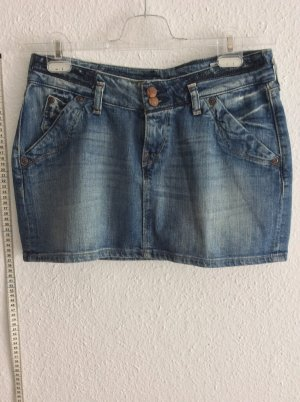 Vintage Jeans Rock von Lee