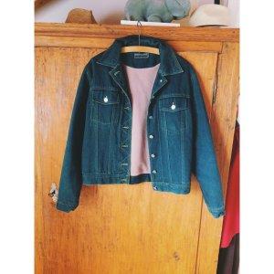 Vintage Jeansjacke aus Amsterdam