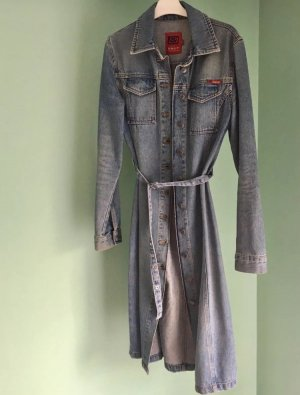 Vintage Jeansjacke/ Jeansmantel von ONLY