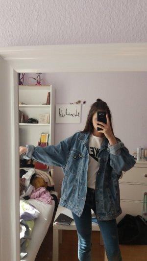 vintage jeansjacke oversize
