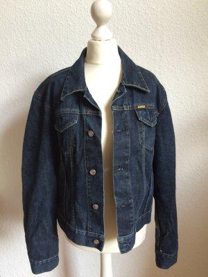 Vintage Jeansjacke von Diesel - Weit geschnitten | Oversize | Boyfriendstyle