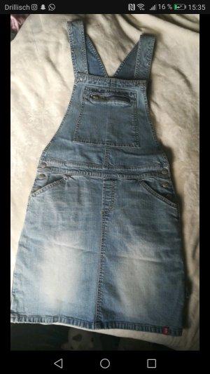 Vintage Jeanskleid edc