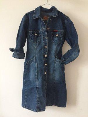 Vintage Jeansmantel Denim 90s