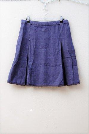 Vintage Jeansrock mit Taschen
