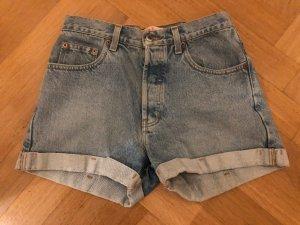 Gap Short en jean bleu pâle